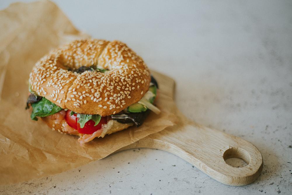 bagel corner lyon sans gluten photographe culinaire