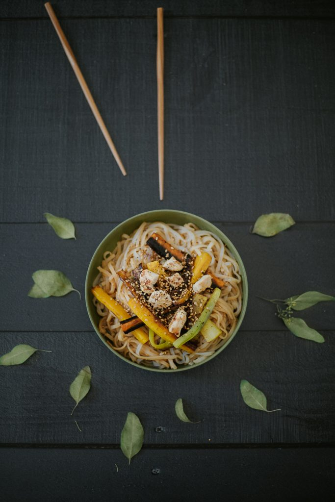photographe culinaire cuisine wok naturopathie food