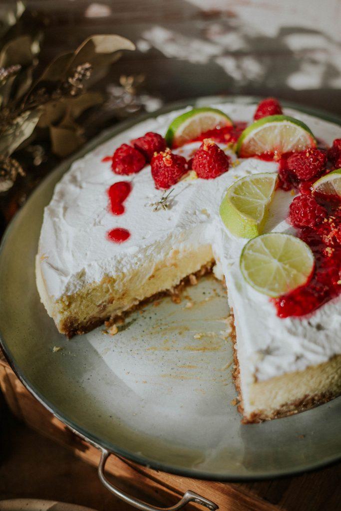 cheesecake new yorkais sans gluten