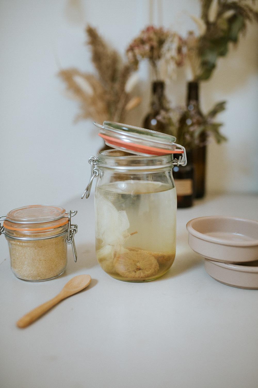 faire son kéfir, probiotique, naturel, microbiote, flore intestinale, colon irritable