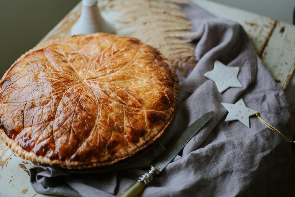 galette des rois frangipane sans gluten photographe culinaire lyon